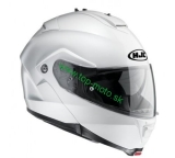 Prilba HJC IS-MAX II METAL PEARL WHITE RYAN
