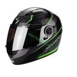 Scorpion EXO-490 Vision Black Green