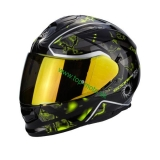 Scorpion EXO-510 AIR XENA black neon yellow