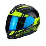 Scorpion EXO-510 AIR STAGE black yellow