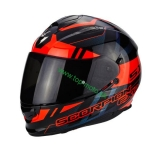 Scorpion EXO-510 AIR STAGE black red