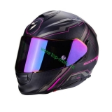 Scorpion EXO-510 Air Sync Matt Black Pink