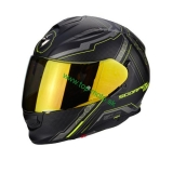 Scorpion EXO-510 AIR SYNC black neon yellow