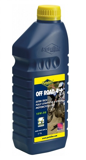 Putoline Ester Tech Off Road 4+ 15W-50 1L