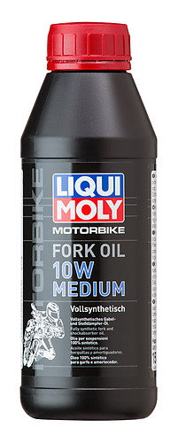 Liqui Moly Fork oil 10W medium 500ml