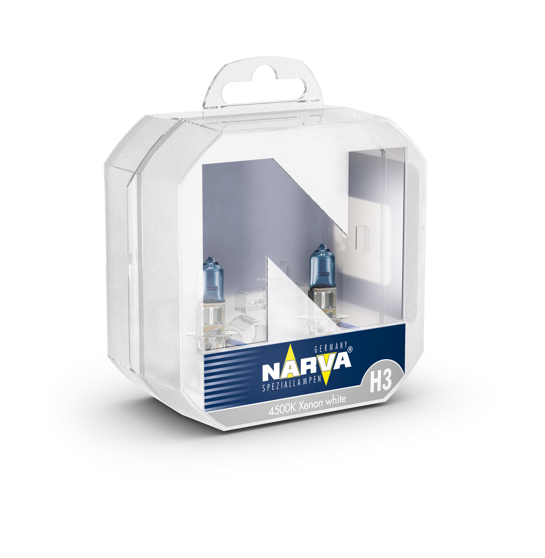 Narva Range Power White H3 12V 55W Box