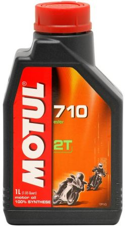 MOTUL 710 2T (600 2T) AS 1l