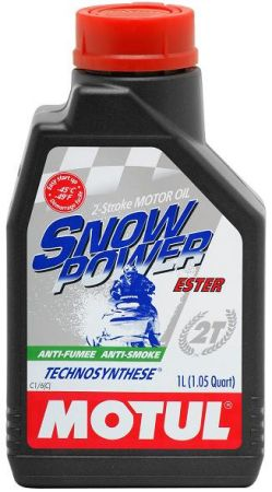 MOTUL Snowpower 2T AS 1l