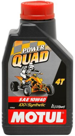 MOTUL Power Quad 4T 10W40 1l