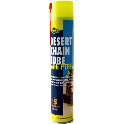 Putoline Desert Chain Lube PTFE 750ml