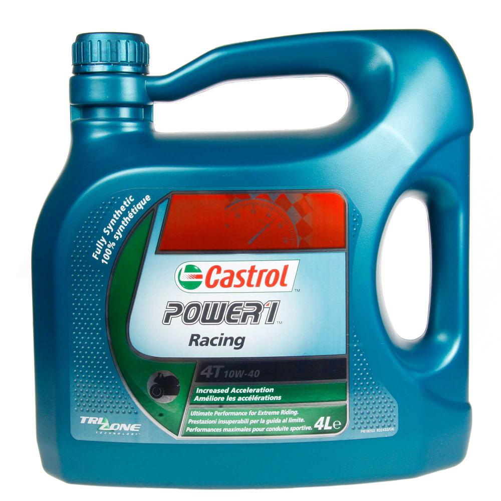 Castrol Power1 Racing 4T 10W-40 4L