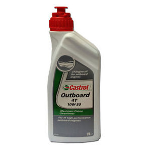 Castrol Outboar 4T 10W-30 1l