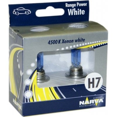 Narva Range Power White H7 12V 85W Box