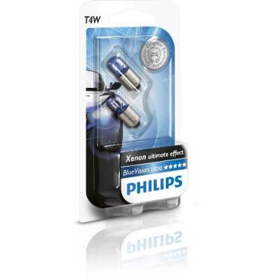 Philips T4W 12V blue vision Box