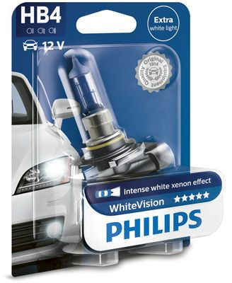 Philips White Vision Ultra HB4 12V 51W