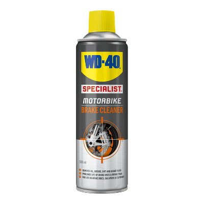 WD-40 Motorbike brake cleaner 400 ml