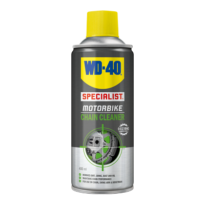WD-40 Motorbike Chain Cleaner 400 ml