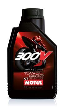 Motul 300V 4T Road Racing 15W-50 1L