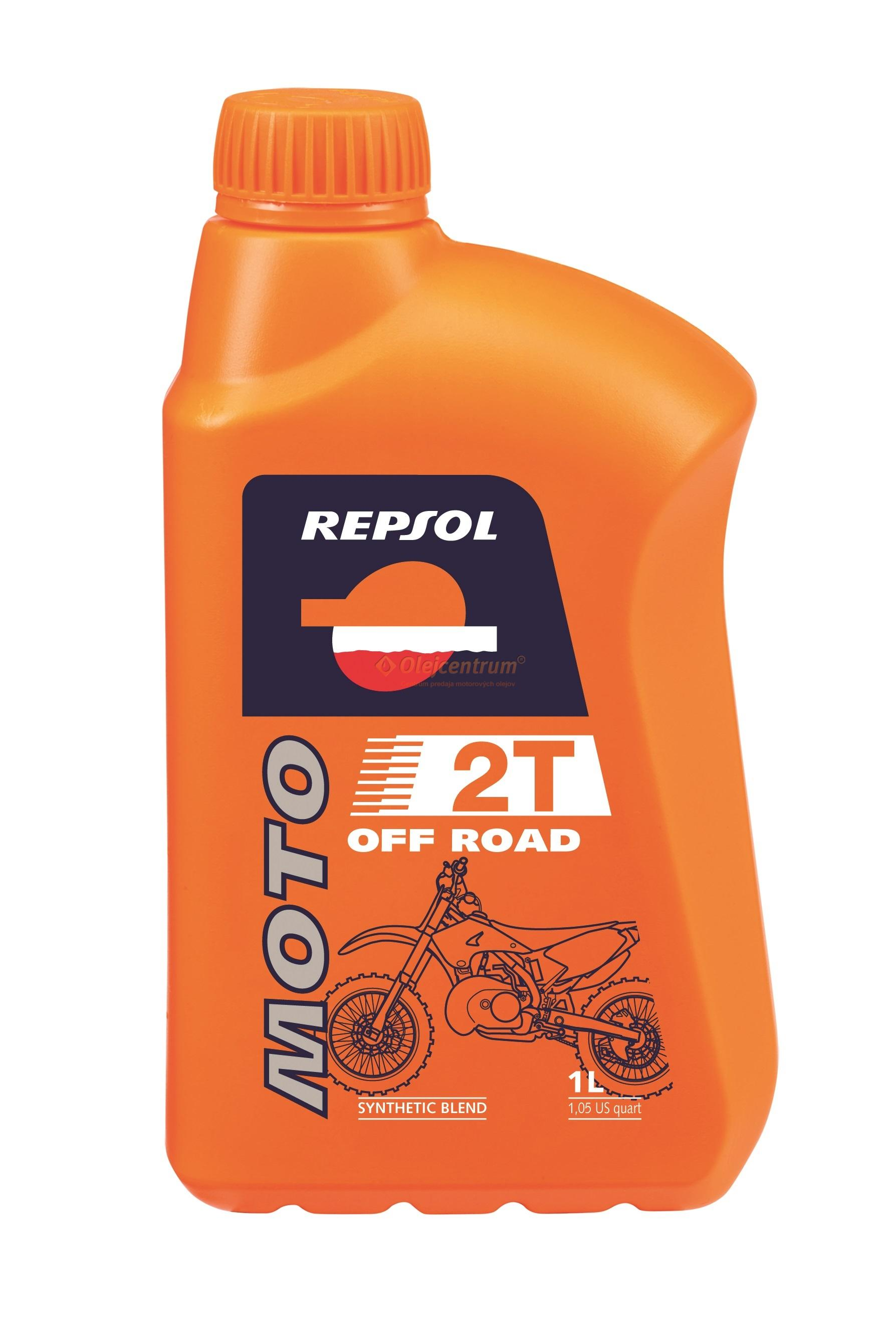 Repsol Off road 2T 1L