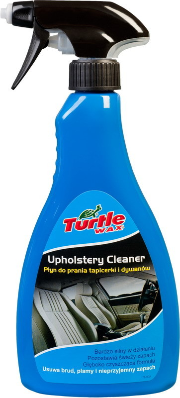 Turtle Wax Upholstery Cleaner - čistič čalunenia 500ml