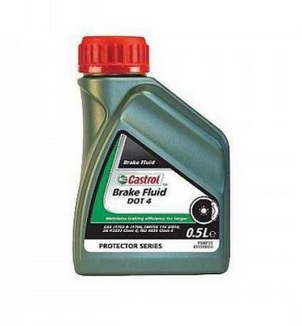 Castrol Brake Fluid DOT 4 500ml