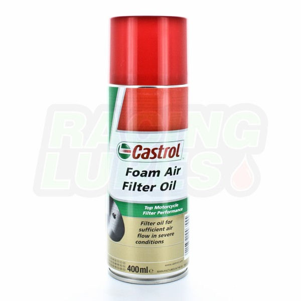 Castrol Foam Air Filter Oil 400ml
