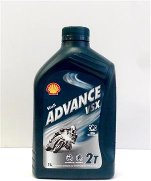 Shell Advance VSX 2T 1L